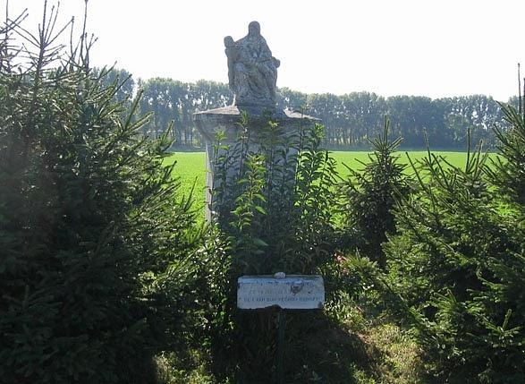 Památník bitvy uChotusic