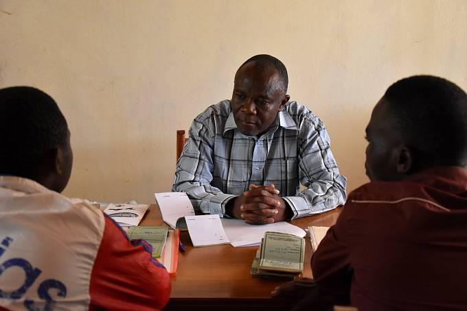 Centrum SOSAME nabízí odborné konzultace i hospitalizaci. Pracují tu čtyři lékaři.