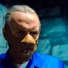 Patrně nejznámější filmový kanibal - Hannibal Lacter, ilustrační foto