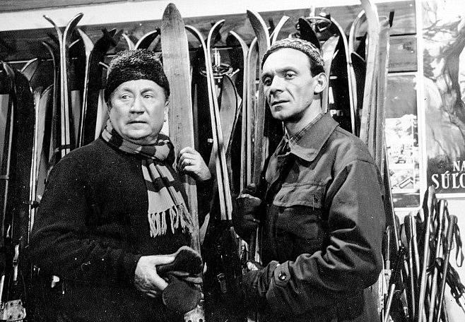 Jaroslav Marvan a Josef Kemr