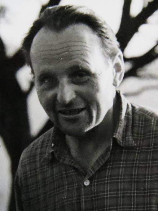 dobové foto / okolo roku 1980 / archiv Jana Sedláčka