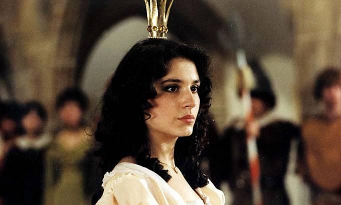 Michaela Kuklová jako princezna Jasněnka