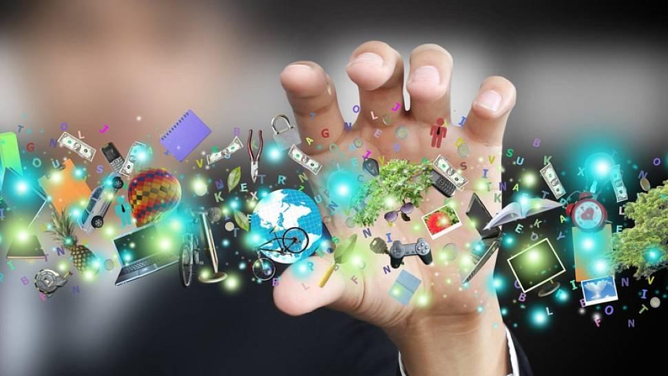 Téma - Digitální technologie