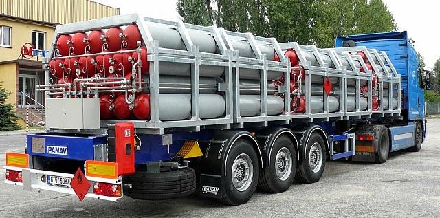 Nejvýdělečnějším byznysem Vítkovic je výroba tlakových lahví, vnichž lze skladovat třeba zemní plyn či vodík.