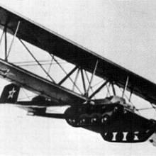 Létající tank Antonov