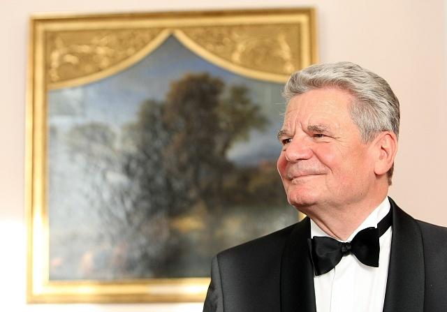 Německý prezident Joachim Gauck proslul zejména svým bojem za lidská práva.