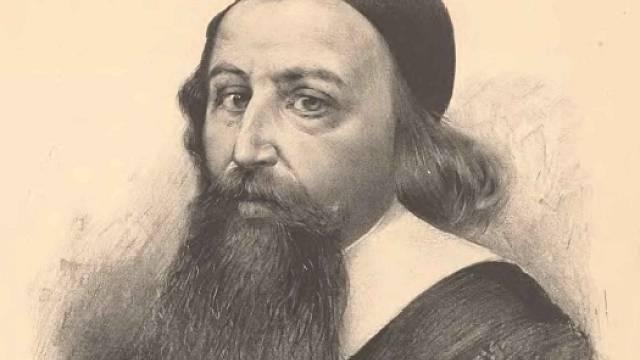 Podobizna Jana Amose Komenského od Jana Vilímka