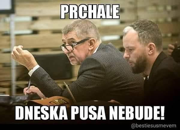 """Polibek, který svému """"marketingovému mágovi"""" Marku Prchalovi vtiskl Andrej Babiš po parlamentních volbách, nebyl zapomenut"""