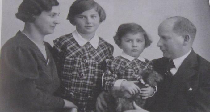 Rodina Fantlových