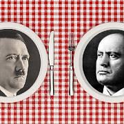 Adolf Hitler a Benito Mussolini