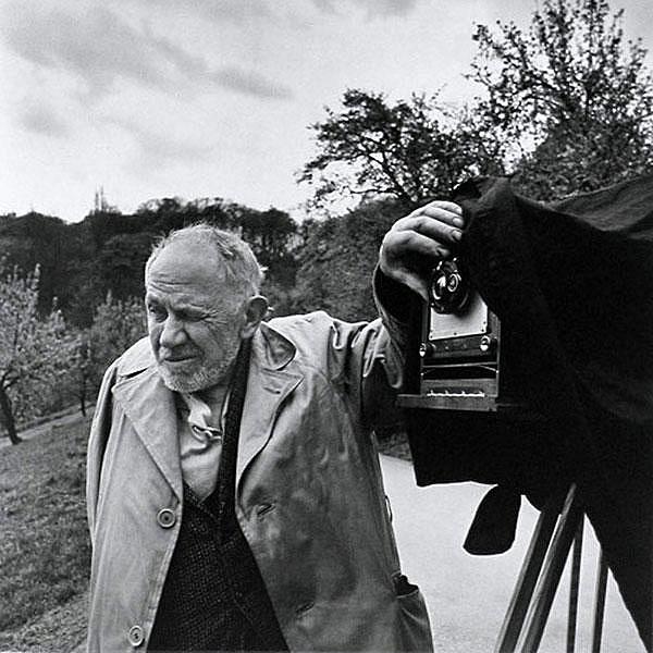 Josef Sudek fotografuje Prahu