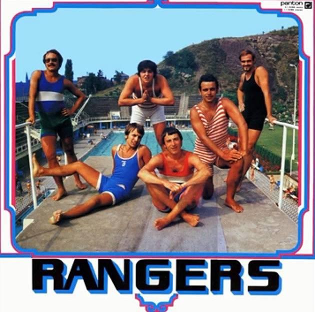 Skupina Rangers - Plavci