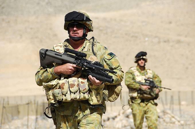 Jádrem sporu mezi australskou policií a veřejnoprávním médiem se stal postup australských jednotek v Afghánistánu