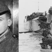 Bestie z Omaha Beach Heinrich Severloh