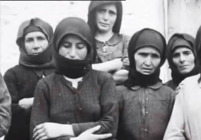 V Distomo zahynuly stovky žen