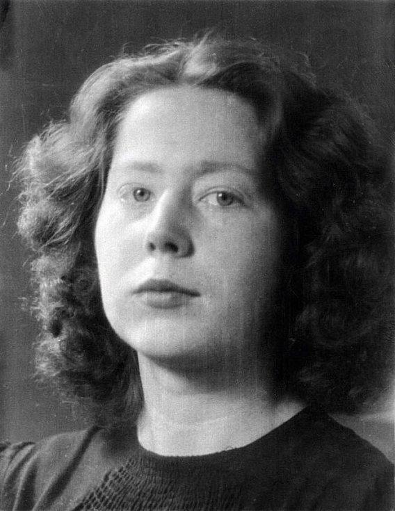 Nejslavnější nizozemská odbojářka a spolubojovnice obou sester Hannie Schaftová