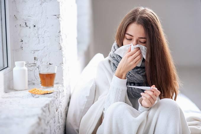 Chřipka se v minulosti léčila různými lidovými metodami.