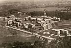 Psychiatrická léčebna Overbrook fungovala jako malé město.