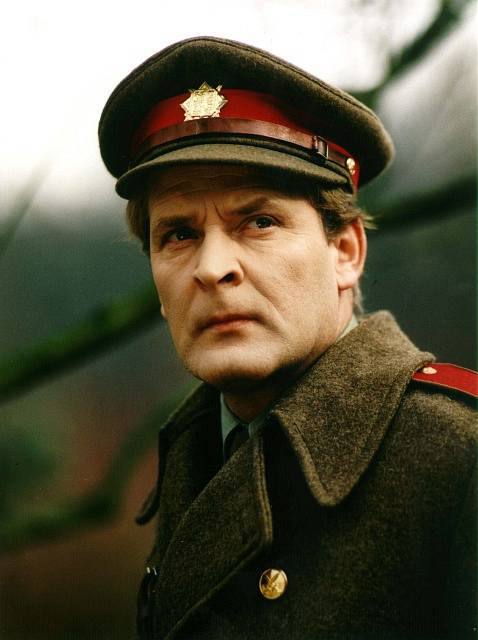Major Zeman; v roli Vladimír Brabec
