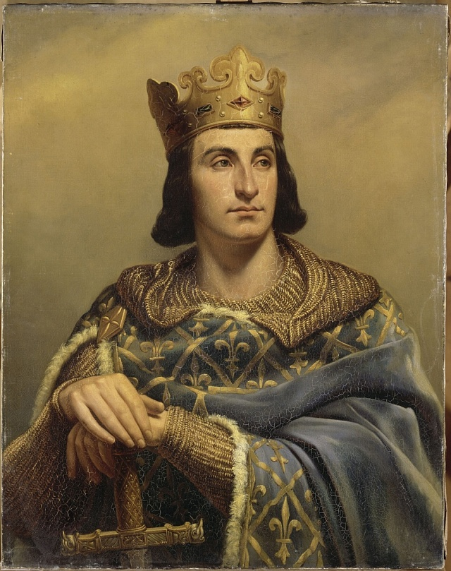 Francouzský král Filip II