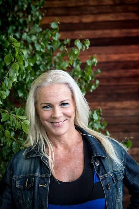 Malena Ernman, matka Grety Thunberg