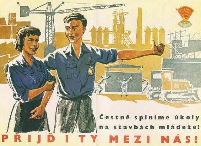 Komunisté měli jasno, která odvětví mají jít vzhůru a která budou upozaděna