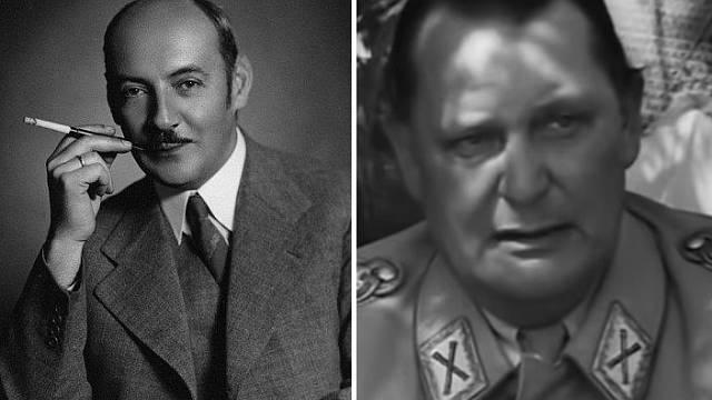 Bratři Albert a Hermann Göringovi