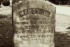 Hrob Mercy Brownové