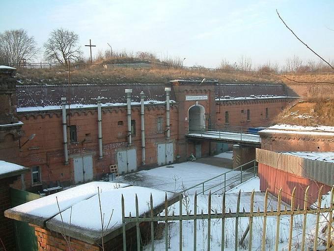 Koncentrační tábor v Poznani