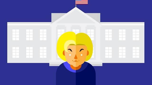 Hillary Clintonová má zkušenosti s vedením federálního úřadu. Pomůže jí to?