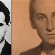 Josef Mengele a jeho první manželka Irene Schönbein