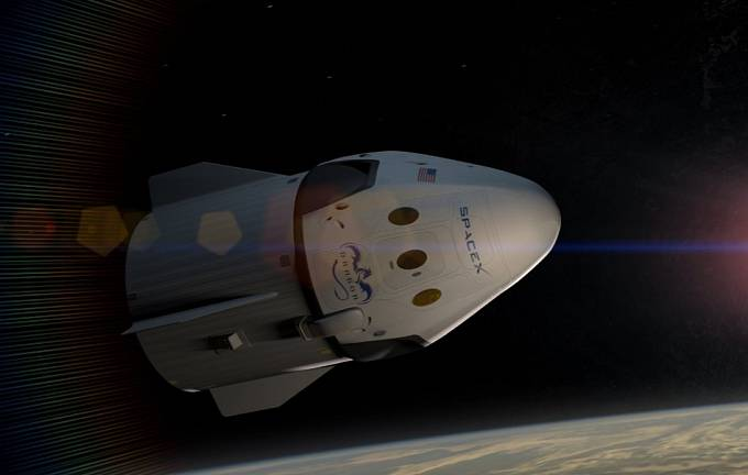 Red Dragon od SpaceX