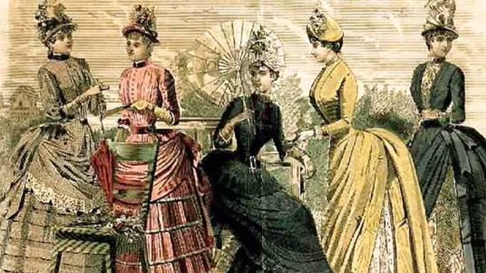 Ženy v dobách královny Viktorie