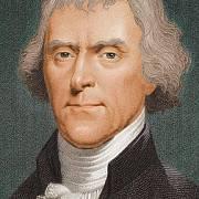 2. Thomas Jefferson – 3. prezident (1801–1809). Čisté jmění: 212 mil. USD.