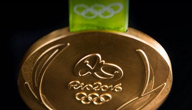 Medaile váží 500 gramů.