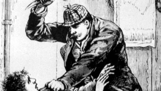 Kresba Jacka Rozparovače
