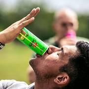 Smarty drink Dominika Haška začal propagovat raper Raego