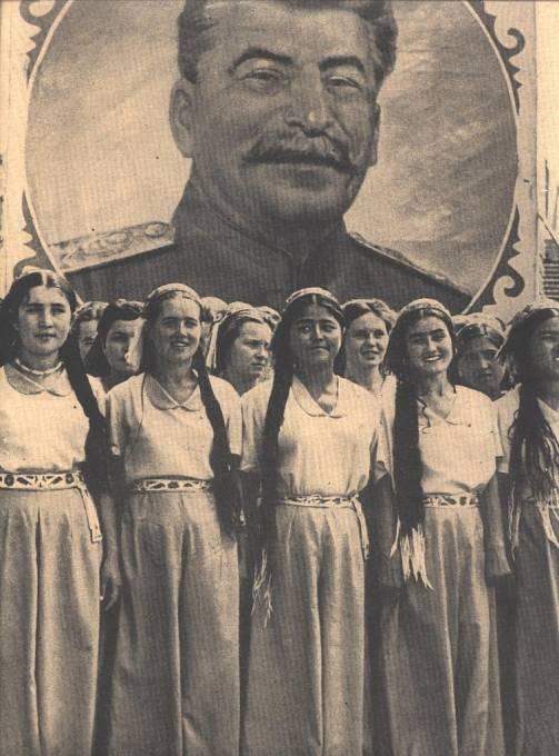 Stalin měl slabost pro velmi mladé dívky.