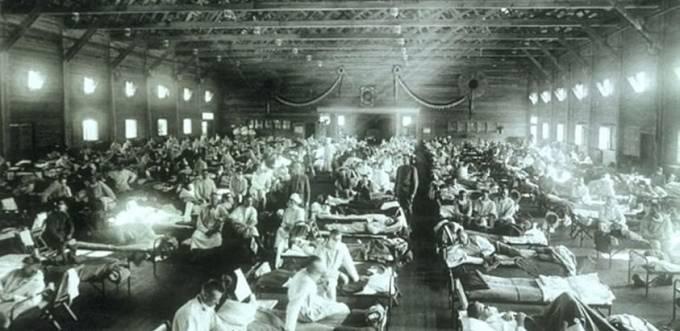 Pandemii zastavila rychle vyvinutá vakcína.
