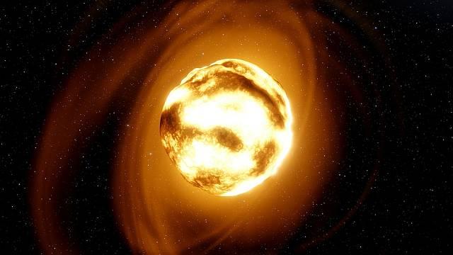 Některé hvězdy překvapují vědce i dnes.
