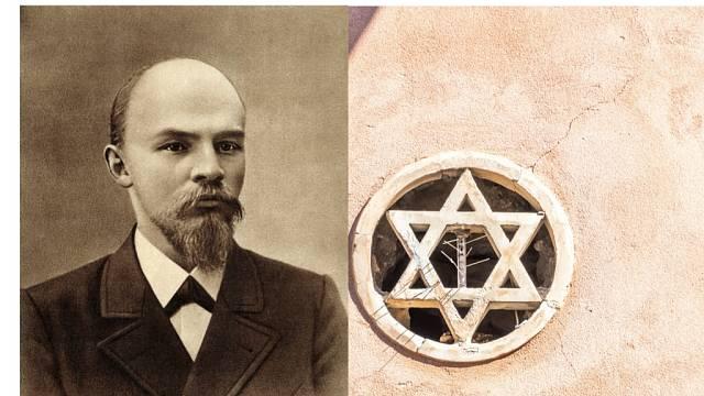 V. I. Lenin byl částečný Žid po dědečkovi z matčiny strany