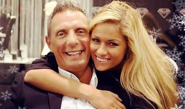 Mária Kukučová s bývalým přítelem Andrewem