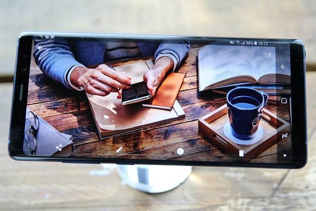 Uvedení Samsung Galaxy Note 8