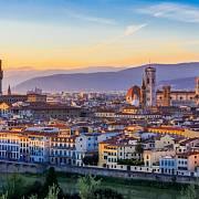 Florencie, hlavní město Toskánska
