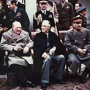 Přátelé na věčné časy. Jaltská konference. Únor 1945.