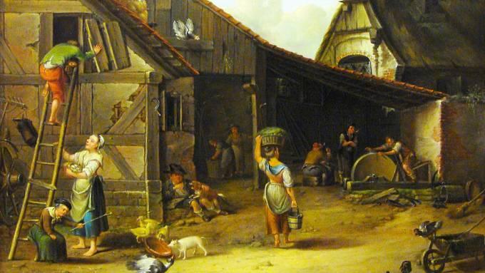 Život ve středověku byl všelijaký. I přes všudypřítomnou smrt a bídu se lidi uměli bavit