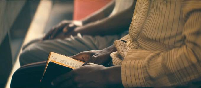 Ukázky z videoklipu písně Vincent