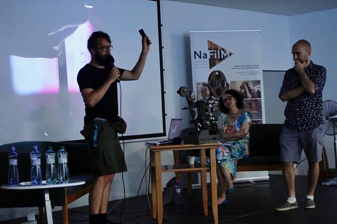 Projekt Národního filmového muzea se představil v rámci prvního ročníku Industry programu filmové a audiovizuální výchovy