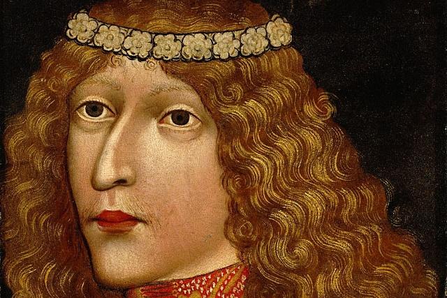 Český král Ladislav Pohrobek