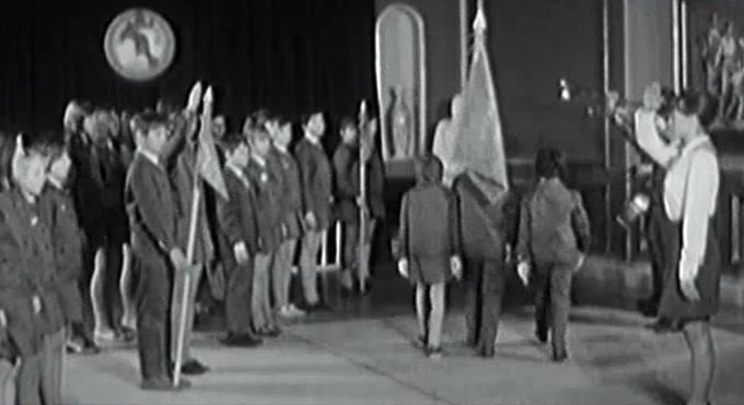 V 70. letech se přijímání nových členů odehrávalo často s velkou pompou